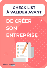 checklist-CREER ENTREPRISE